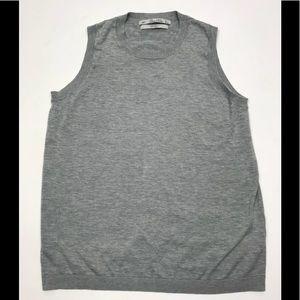 Zara Knit Sleeveless Tank Top.. Women's size Med..